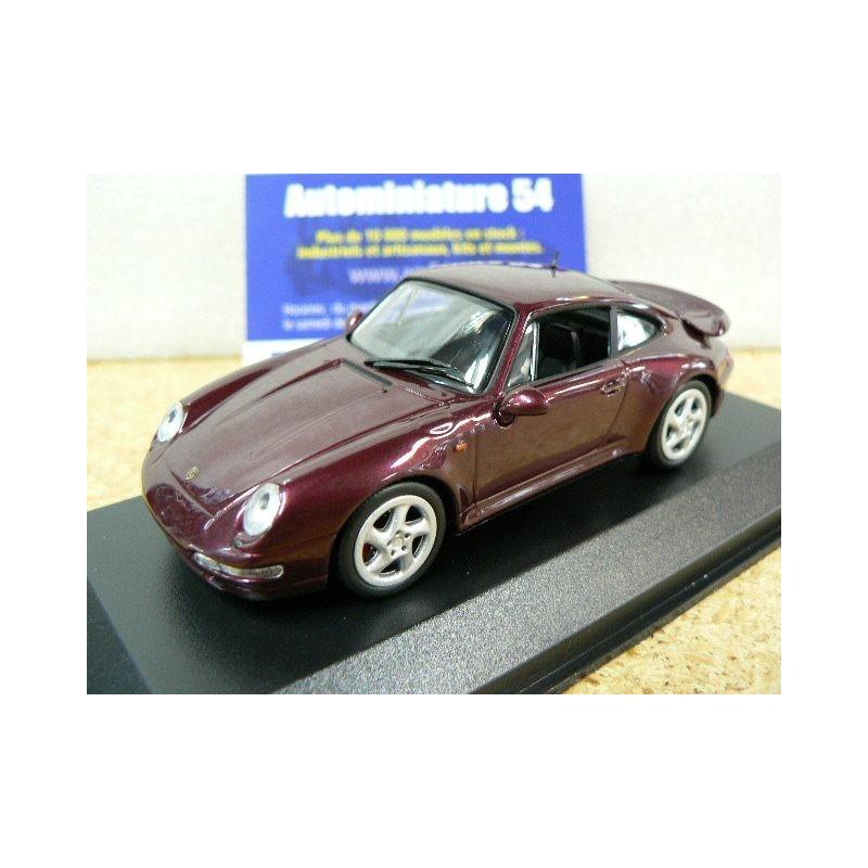 porsche 911 993 turbo 1993 940069200 maxichamps autominiature54. Black Bedroom Furniture Sets. Home Design Ideas