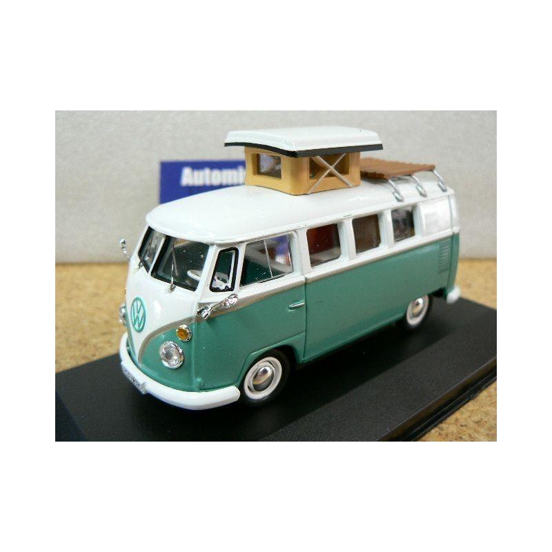 volkswagen combi t1 s042 camping car cac002 ixo models autominiature54. Black Bedroom Furniture Sets. Home Design Ideas