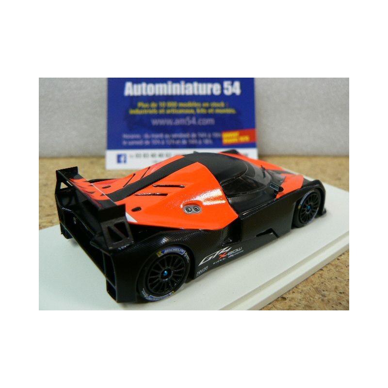 Bow GT4 Présentation 2016 S5660 Spark Model
