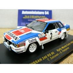 1992 Nissan Pulsar GTI-R n°6 Stig Blomqvist swedish Rally PM0075