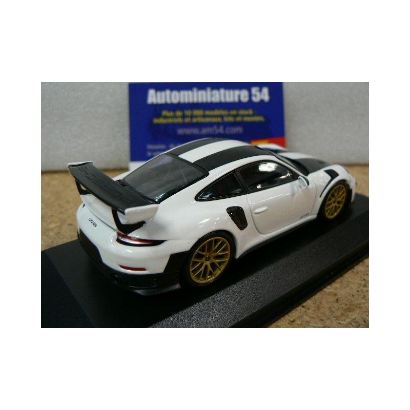 Porsche 911 991 Gt2 Rs Weissach Paket White 2018 410067222