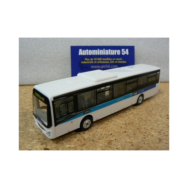 Norev autobús 530262 Iveco Crossway le 2014 car du Rhône 1//87