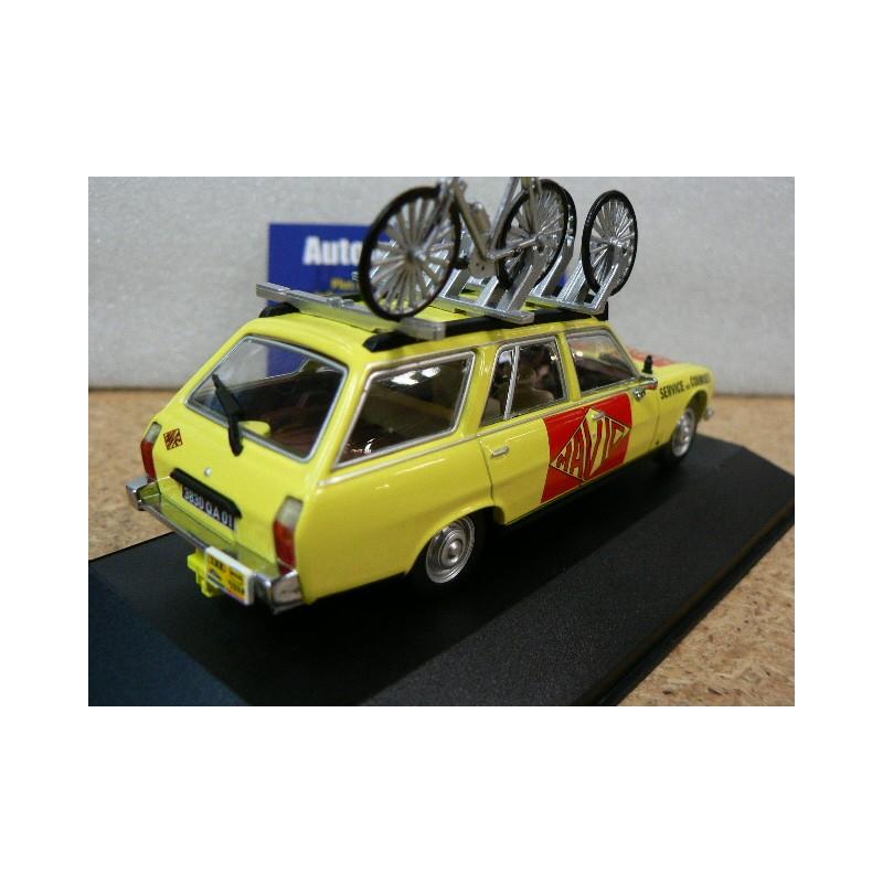 Peugeot 504 Break Mavic Tour De France Cycliste V 233 Lo