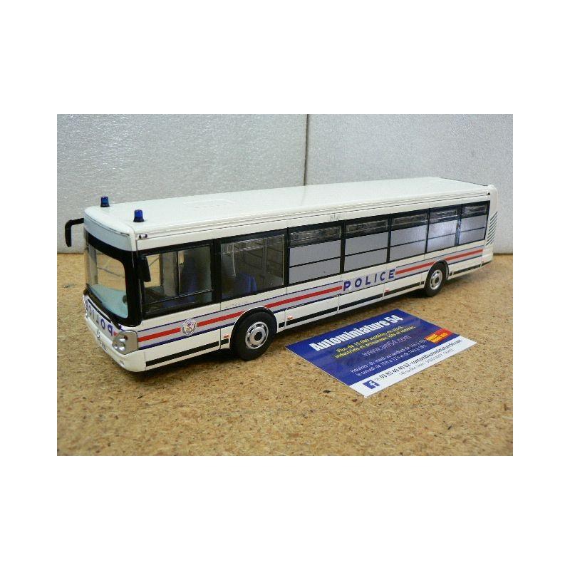 Autobus Police nationale France IRISBUS CITELIS 12 2008 1//43 NOREV 530205