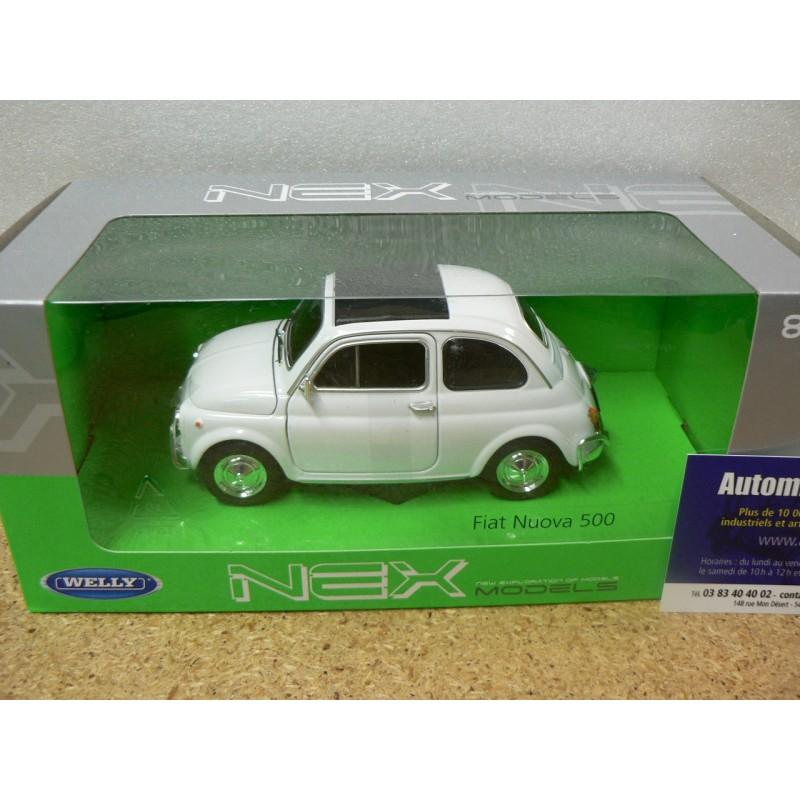 Fiat 500 Nuova 22515w Welly Autominiature54