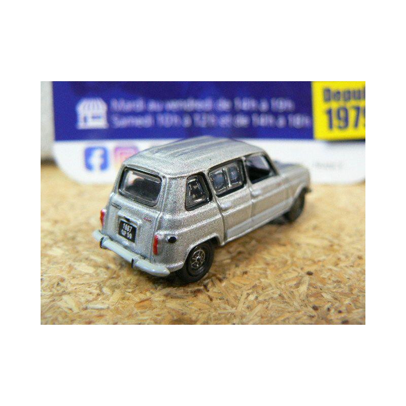 Renault 4 GTL Grey Met. 1987 510086 Norev 1/87