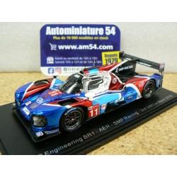BR Engineering BR1 AER LMP1 SMP Le Mans 2019 Petrov//Aleshin//Vandoorne Spark 1:43