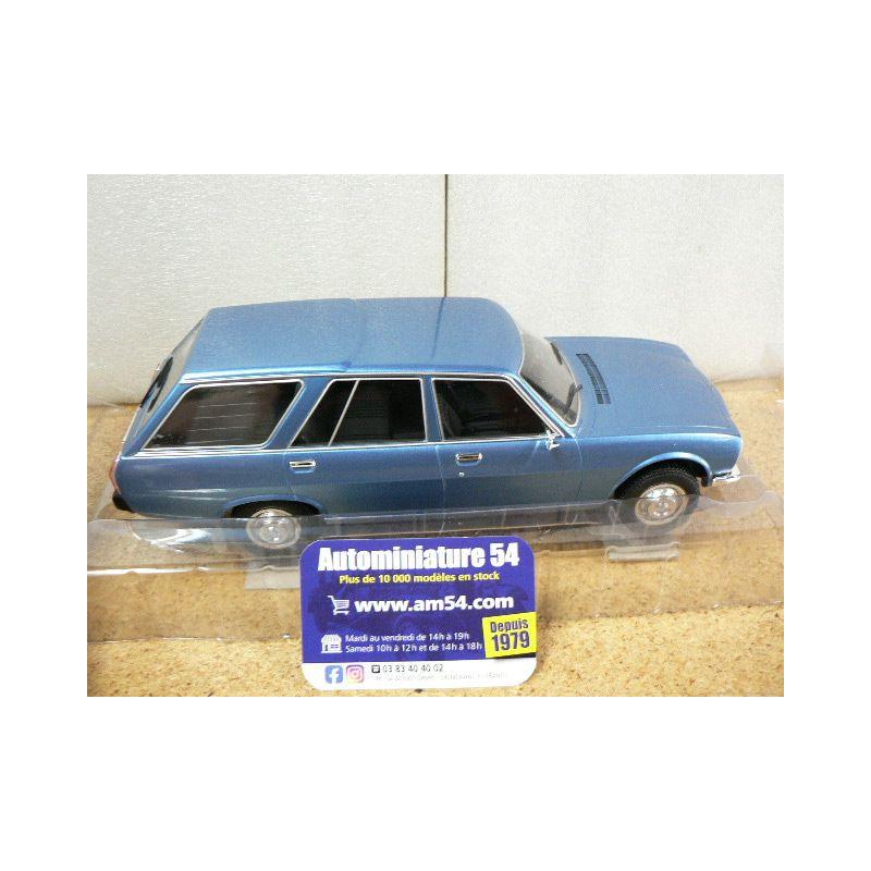 New * met bleu 1976 1:18 MCG 18213 PEUGEOT 504 Break