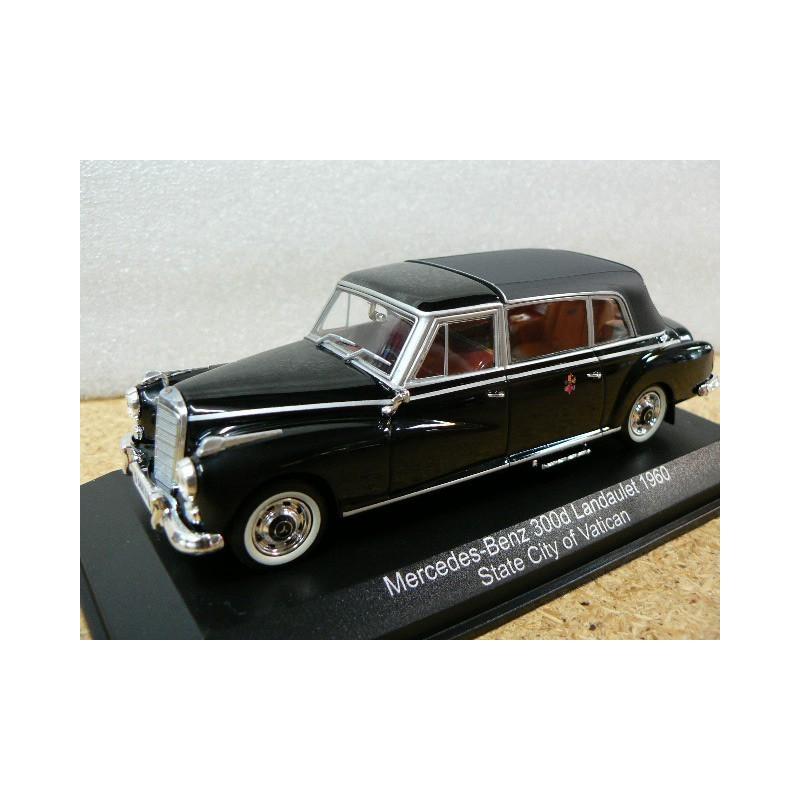 Mercedes 300D Landaulet City of Vatican 1960 Norev 351230 ...
