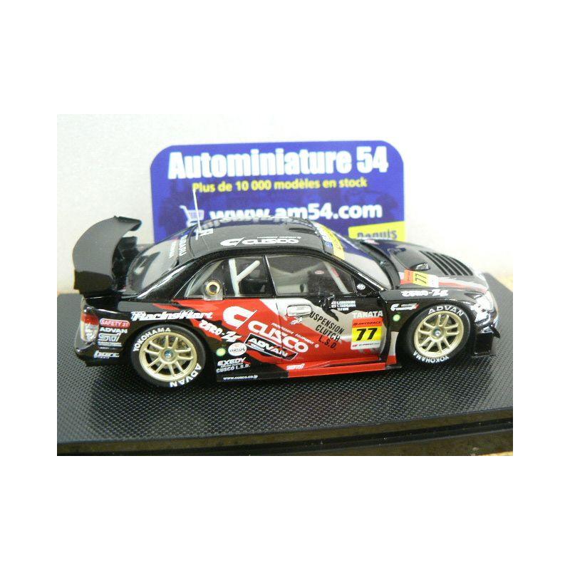 2006 Cusco Subaru Advan Impreza n°77 GT300 44897 Ebbro ...