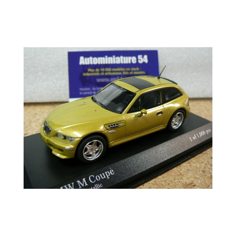 Bmw Z3 M Roadster: BMW Z3 M Coupé 2001 400029060 Minichamps