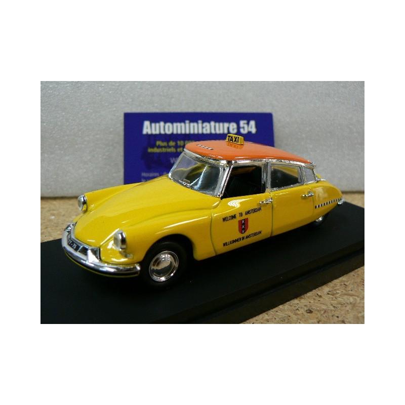 citroen ds 19 1963 taxi hollande 4151 rio autominiature54. Black Bedroom Furniture Sets. Home Design Ideas