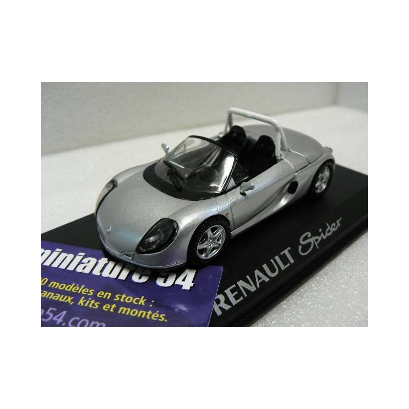 Renault Spyder: Renault Spyder 517909 Norev