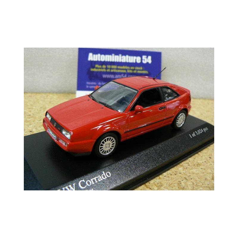 Volkswagen Corrado G60 1990 400055600 Minichamps