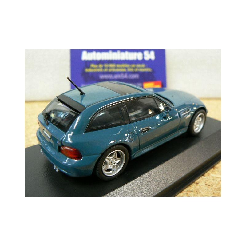 Bmw Z3 M Roadster: BMW Z3 M Coupé 2002 400029061 Minichamps