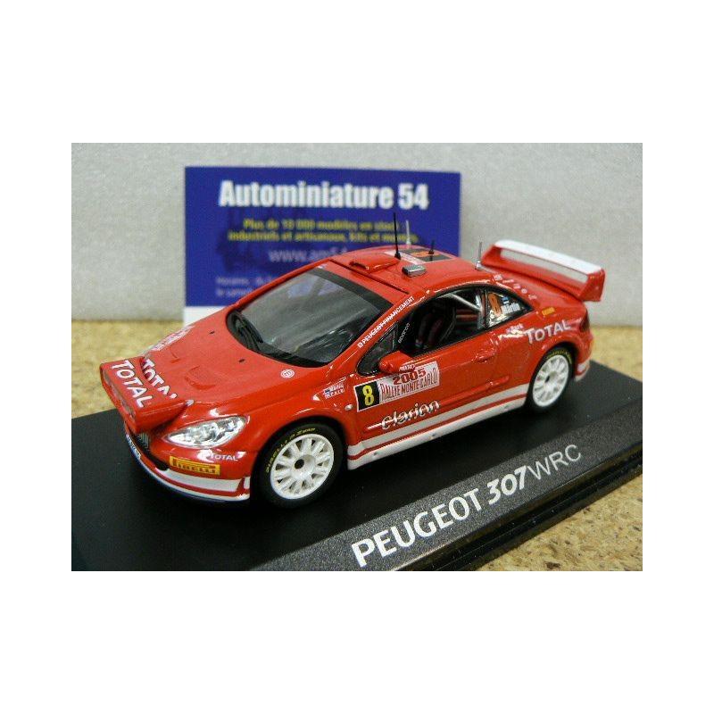 Ixo Presse Rallye Monte Carlo 1//43 Peugeot 307 WRC 2005