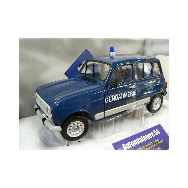 Renault 4 GTL Gendarmerie 1800104 Solido